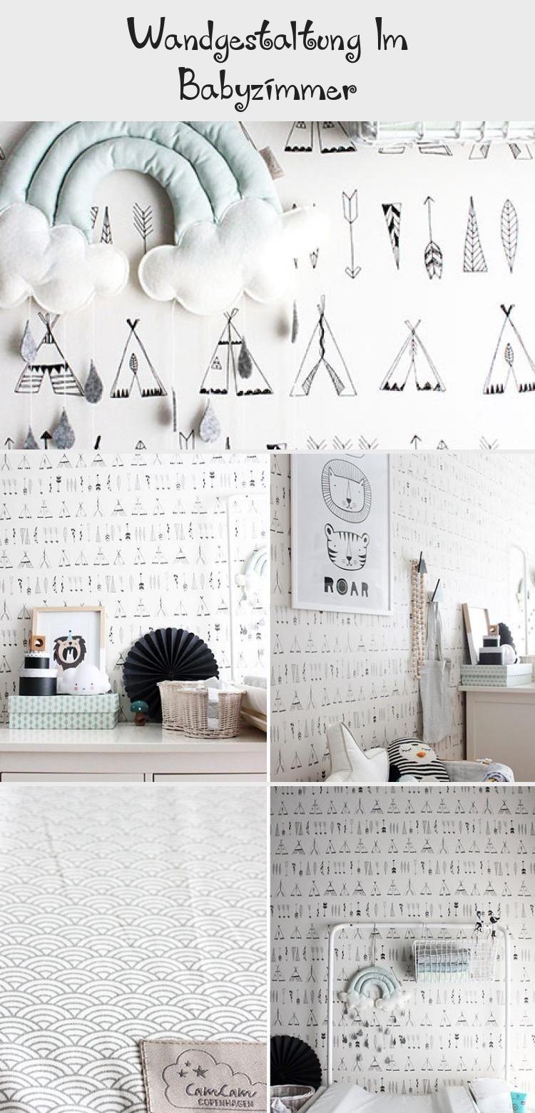 Baby Zimmer In Neutralen Farben Design Babyzimmer Einrichtung Holz Baby Zimmerei