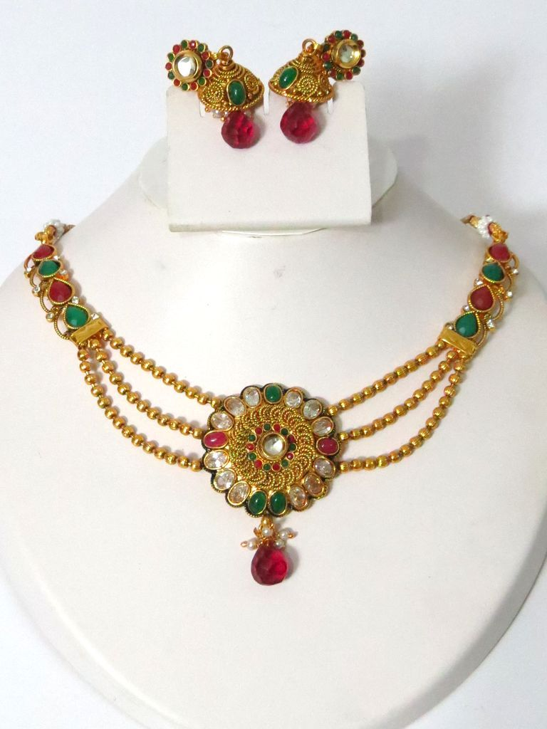 Seasons Online Stocks A Wide Variety Of South Indian Fashion Costume Jewellery