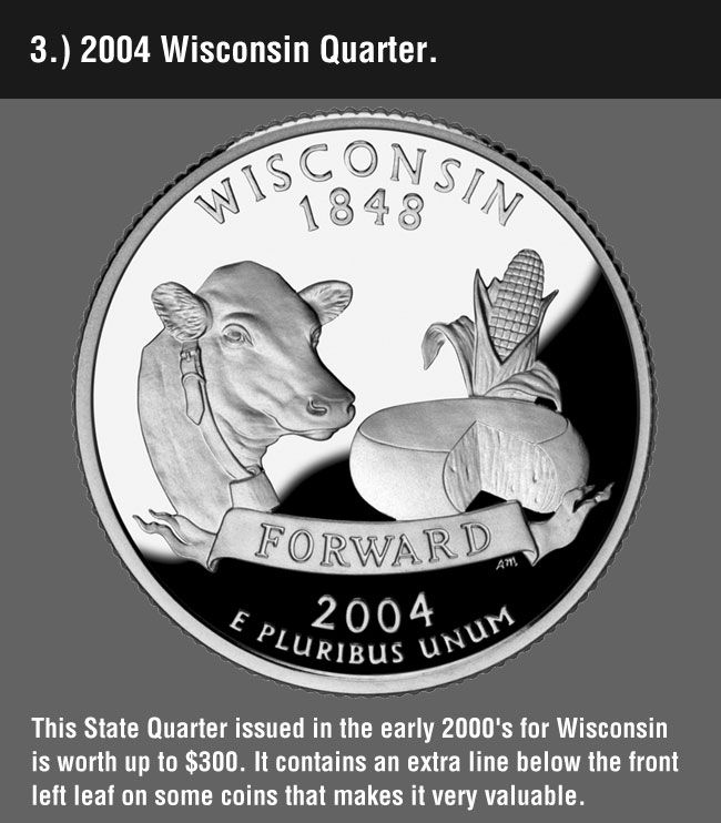 These Valuable Coins May Be Hiding In Your Change Rare Coins - Rare us state quarters