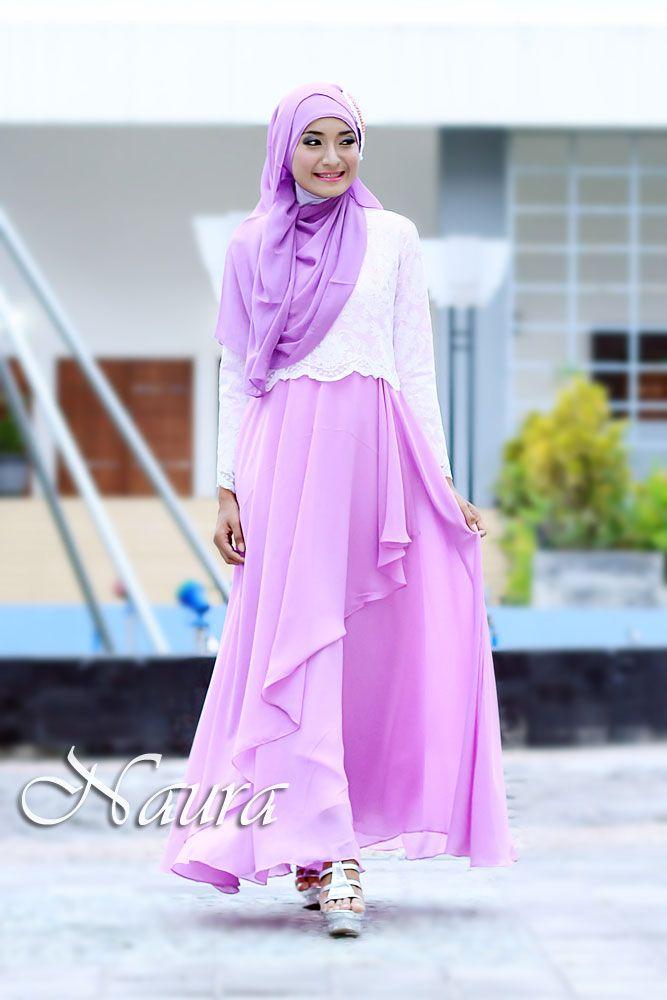Pin Oleh Gamis Pesta Di Gamis Pesta Modern Pinterest Hijab