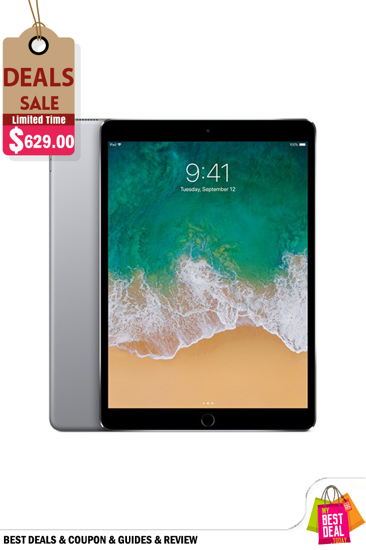6f9a732130 Apple 10.5-inch iPad Pro Wi-Fi 64GB - Space Gray