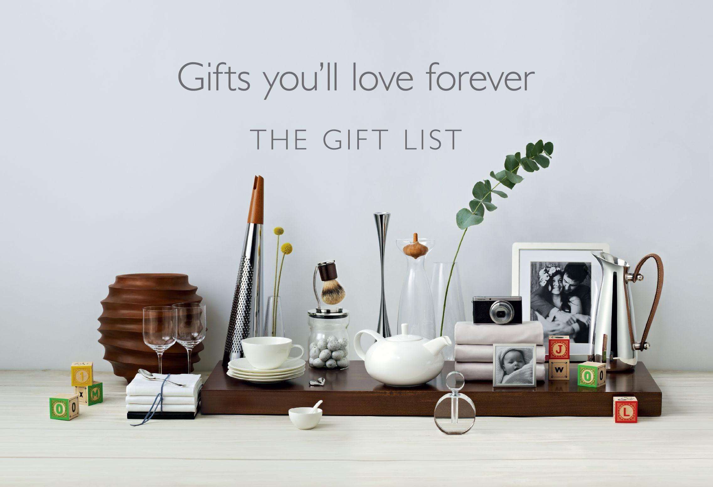 John Lewis Wedding Gift List The Luxury Scottish Wedding Show