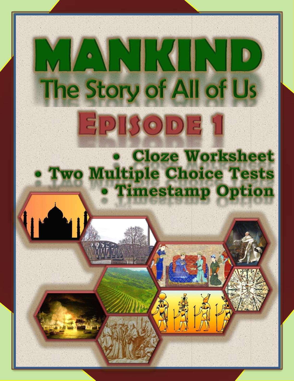 Mankind The Story Of All Of Us Inventors Worksheet Answers