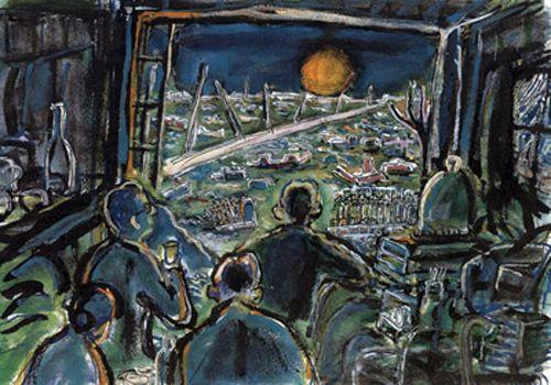 71 The Storyboards Of Akira Kurosawa Ideas Akira Storyboard Painting