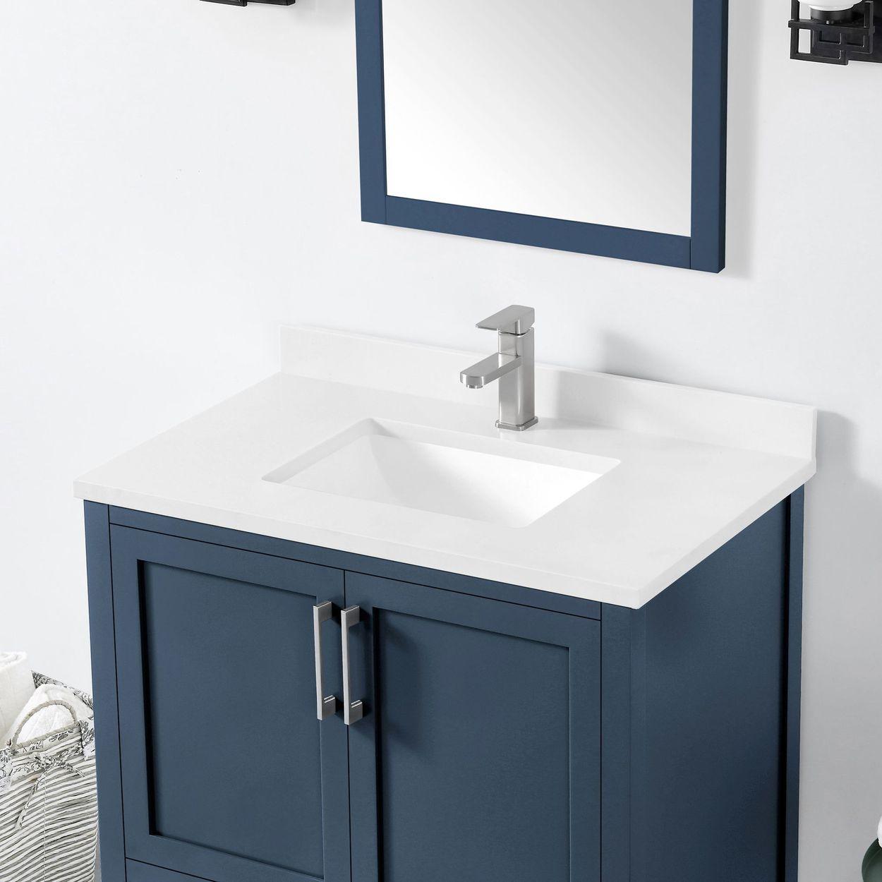 Lourdes 36 Bath Vanity By Ove In 2020 Bath Vanities Vanity