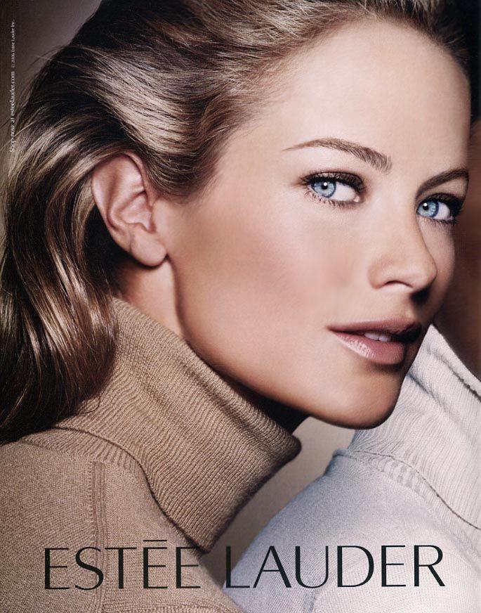 estee lauder - Carolyn murphy   Carolyn murphy, Estee, Beauty model