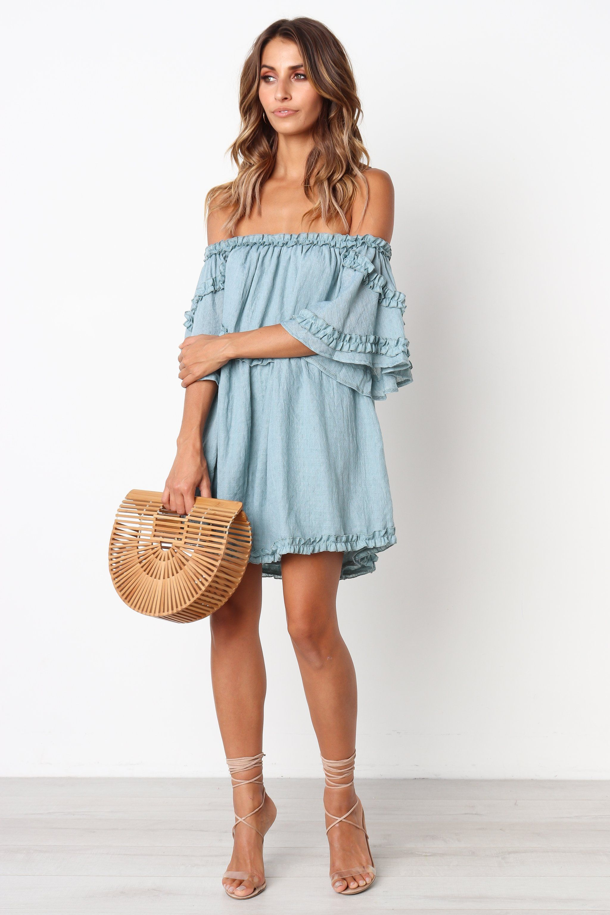 66f91f925a790 cute off shoulder dress