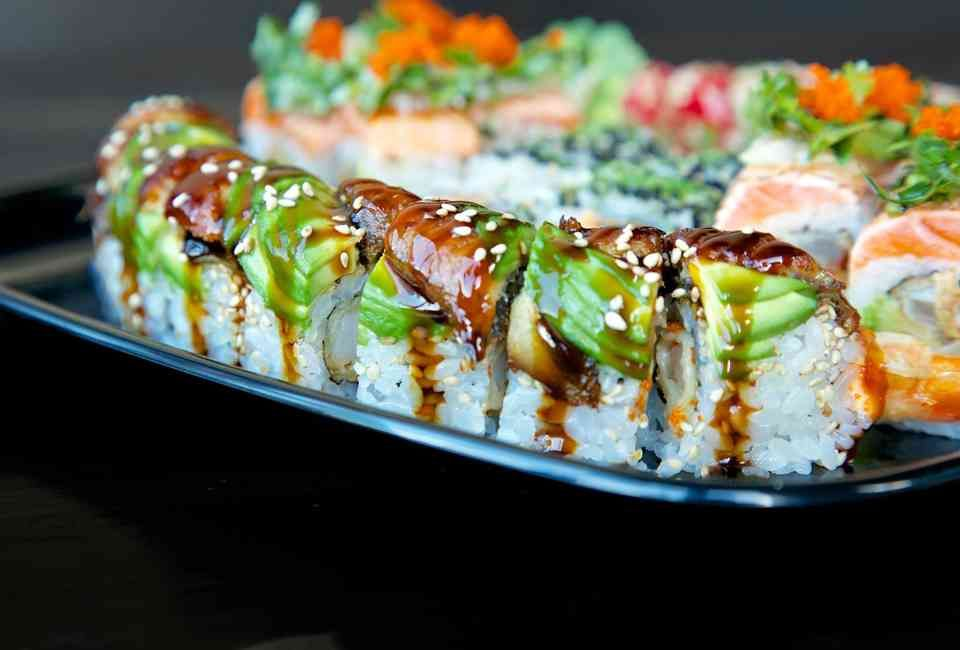 Sushi Dokku Upscale Restaurants Chicago Best In