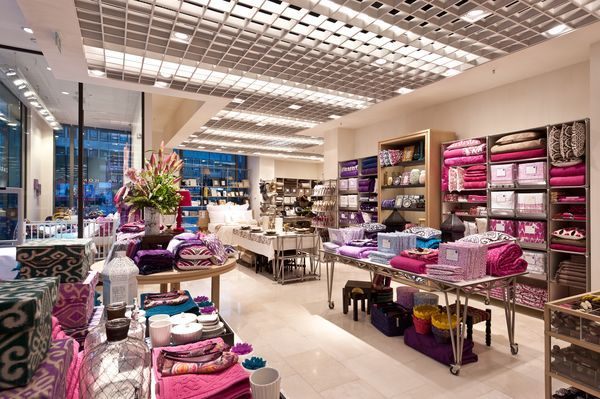 Zara home store frankfurt interior store layout and for Frankfurt interior design
