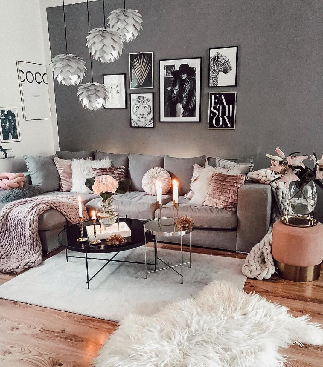 Have A Lovely Sunday Evening Double Tap If You This Credi Luxury Room Decor Luxury Rooms Living Room Designs Ideas for decorating your living room