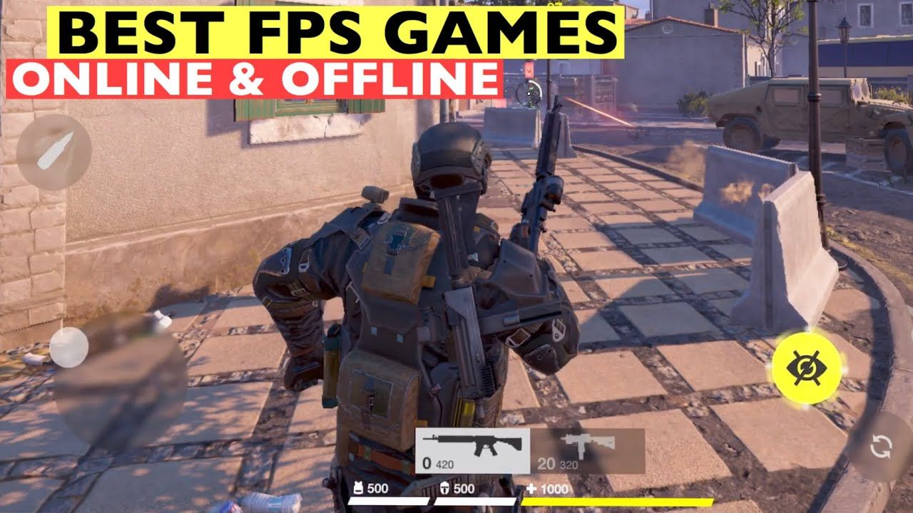 Top 10 BEST FPS Shooter Games for iOS & Android 2019