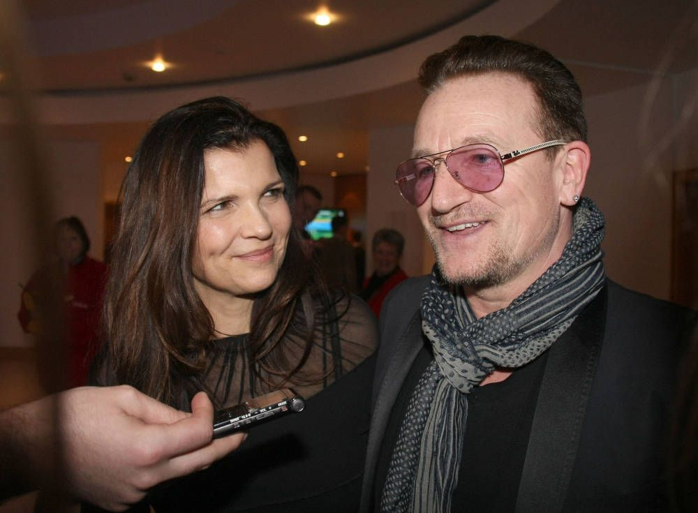 Bono from U2 and Ali Hewson, St. Stephen's Day Luncheon at Leopardstown Races, Dublin - December 26, 2013 /// More pictures http://u2newsactualite.tumblr.com/post/72457057520/bono-from-u2-and-ali-hewson-st-stephens-day   #u2NewsActualite http://popbonobuzzbaby.tumblr.com/