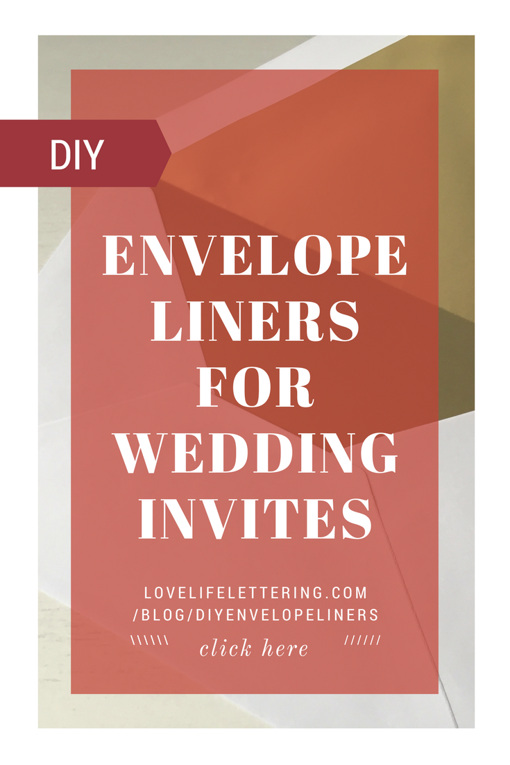 If you\'re DIY-ing your Wedding Invitations and want to add a bit of ...