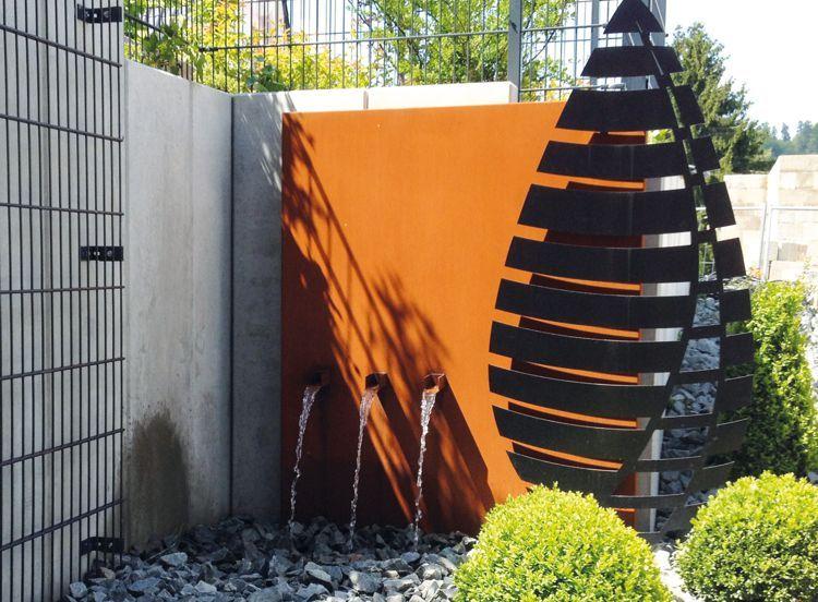 Traumgarten Ag paras wasserobjekte die traumgarten ag terrassenideen
