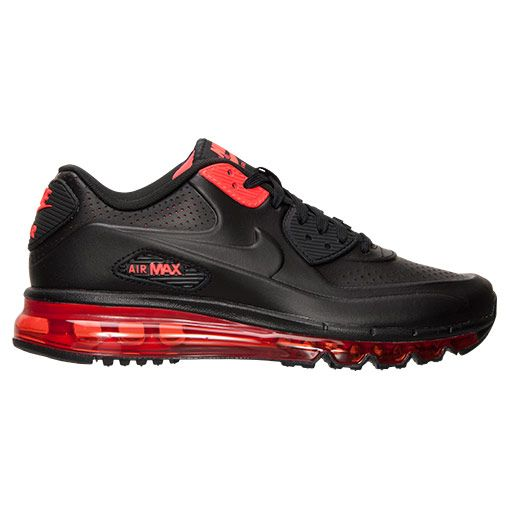 nike air max 2014 leather black