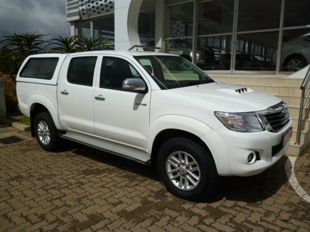 This Bakkie Pulls Out The Stops 2014 Toyota Hilux Facelift Ii