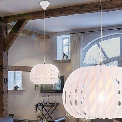 Esszimmer Pendel Decken Leuchte Lampe Hänge Licht Wohnzimmer ...