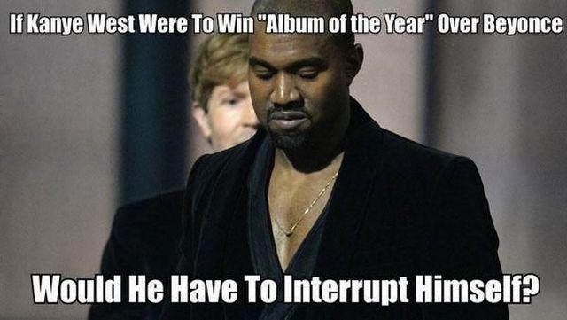 Kanye West Beck Albums Beyonce Grammy