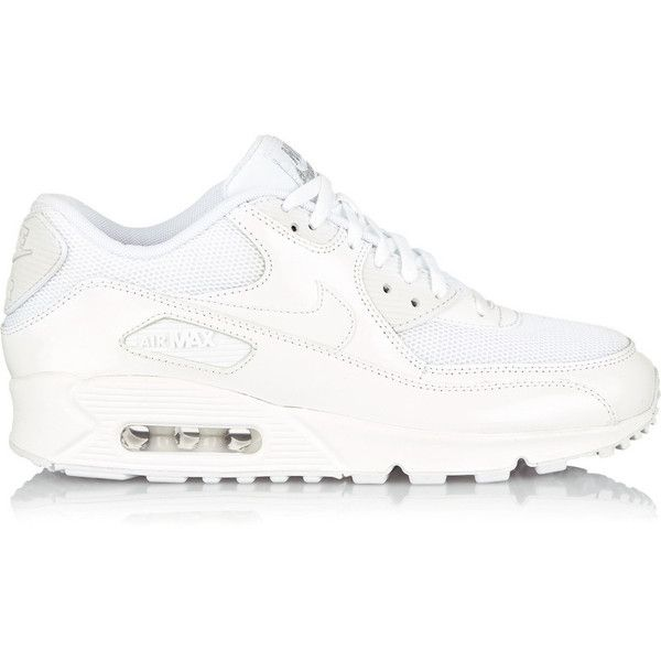Nike Air Max 90 Premium 'White' Now Available | SneakerFiles