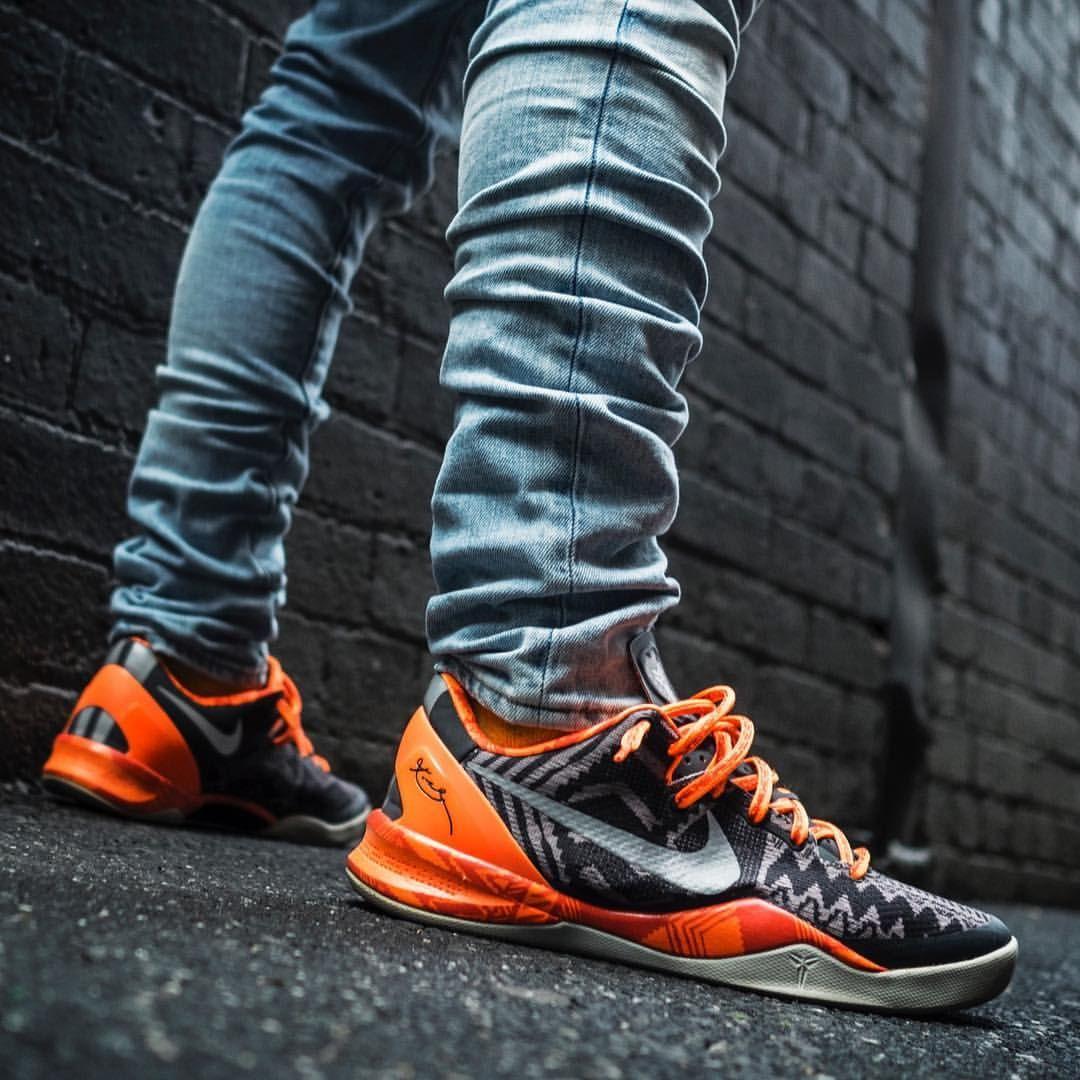 Nike Kobe 8 'BHM' Follow @IllumiLondon