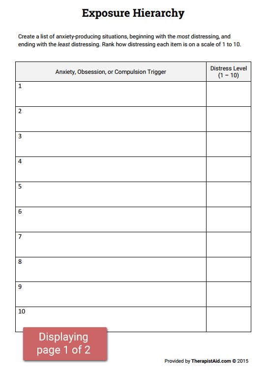 Quiz & Worksheet - Compulsions & OCD | Study.com