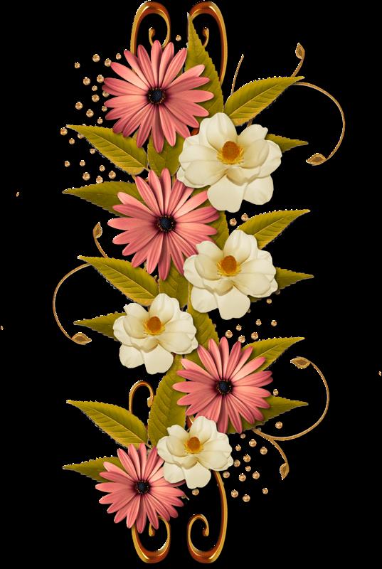 tubes fleurs belles images pinterest bordure fleur et fleurs de bois. Black Bedroom Furniture Sets. Home Design Ideas