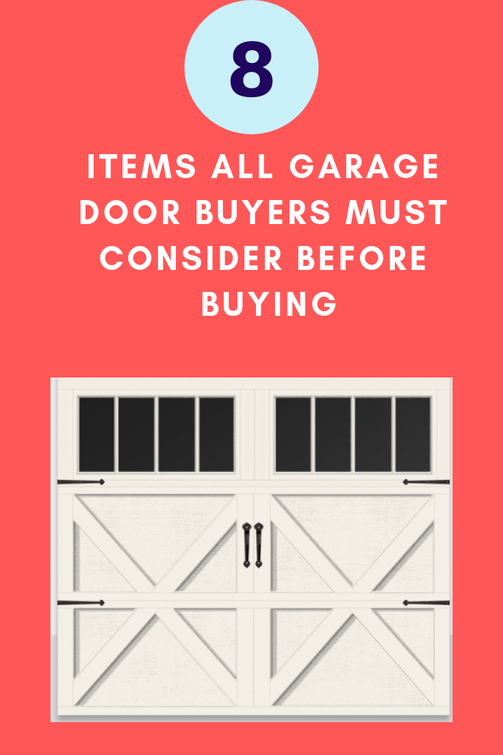 Buy A New Garage Door Repair Or Replace How Long Do Garage Doors Last Aluminum Steel Vinyl Which Door S Garage Doors Garage Door Design Garage Door Types