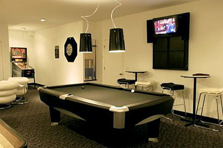 Not The Design Just The Way The Space Is Laid Out Wondering If We - How tall is a pool table