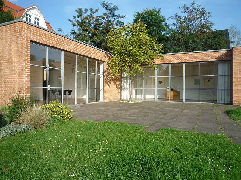 the villa lemke 1932 33 berlin weissensee gemany mies. Black Bedroom Furniture Sets. Home Design Ideas