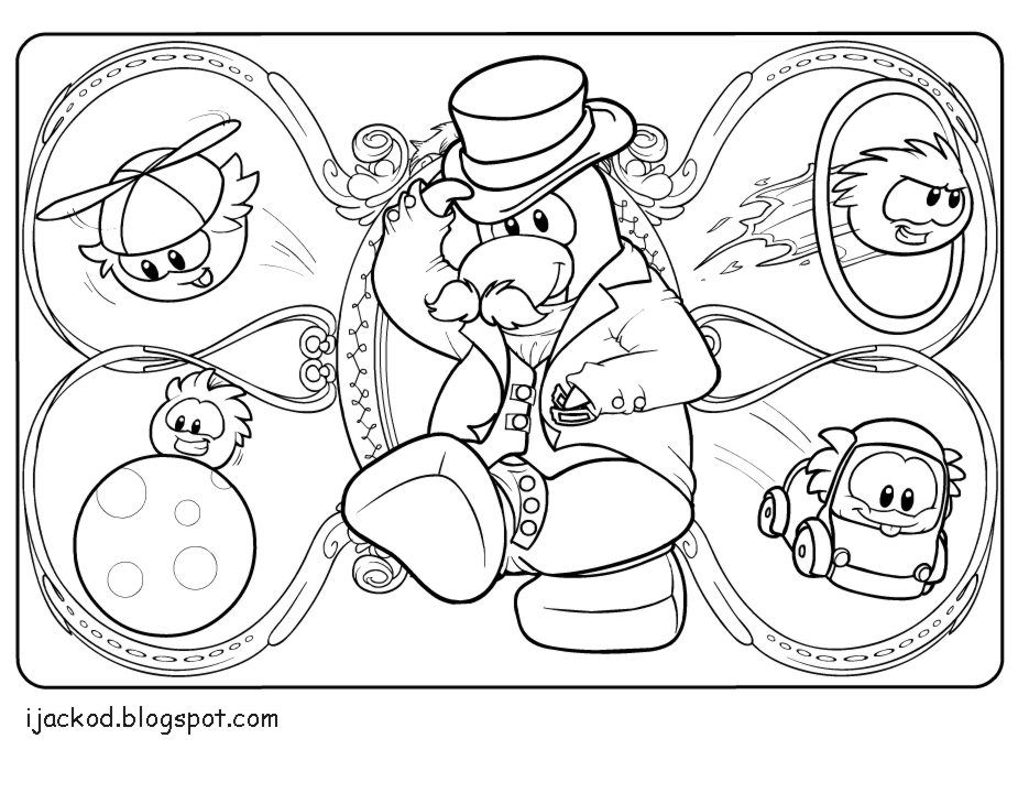 Pin by Tara Koch on Kids printable | Penguin coloring pages ...