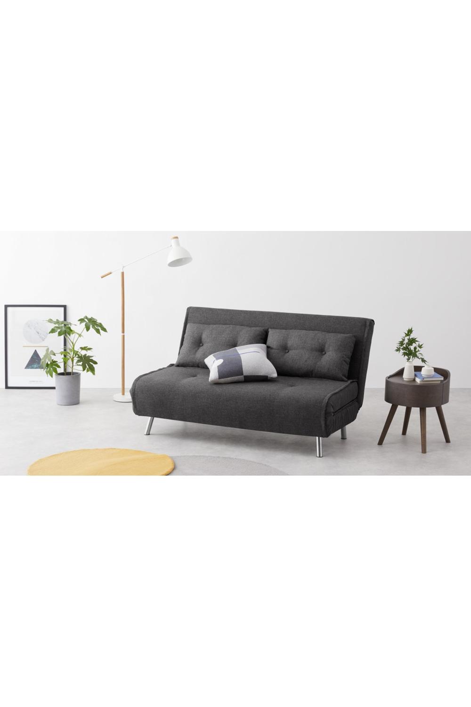 Haru Large Double Sofa Bed Shadow Grey