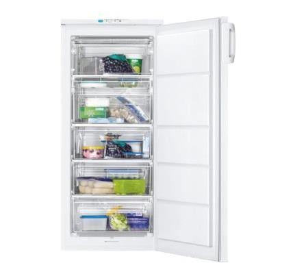 ZANUSSI freezer (drawer; 545mm / 1250mm / 640 mm; k …