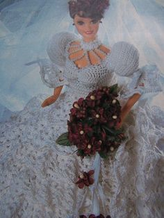 Free Crochet victorian fashions | CROCHET BRIDE DOLL PATTERN « CROCHET FREE PATTERNS