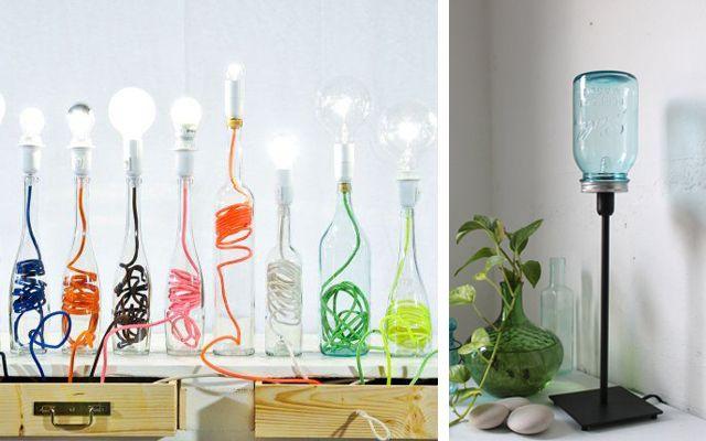 Lámparas modernas para mesas auxiliares - Decofilia.com