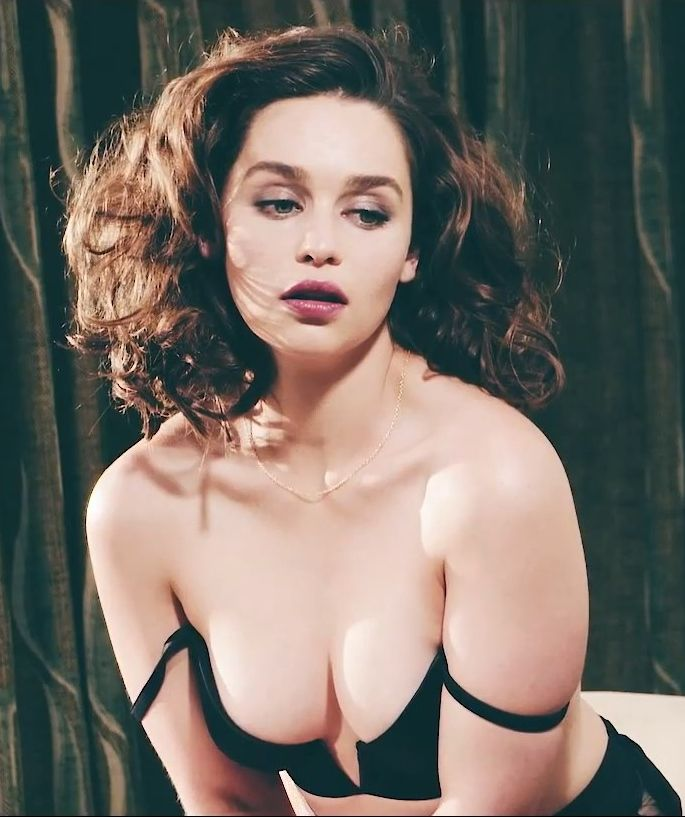 Image result for emilia clarke sexy