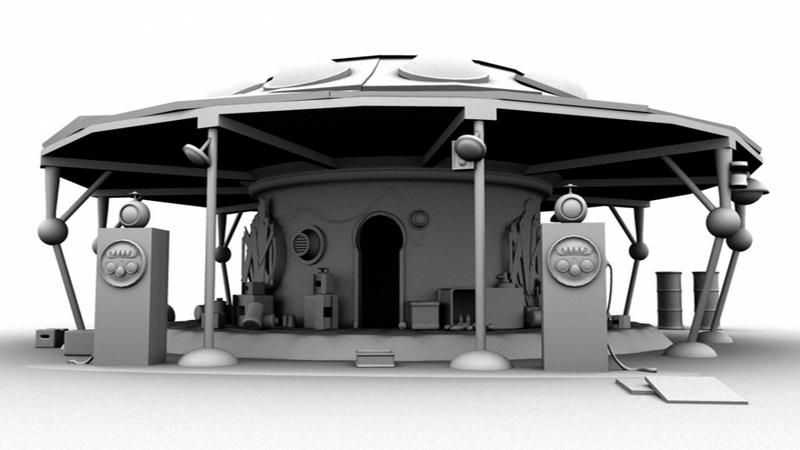 Projecte 3D