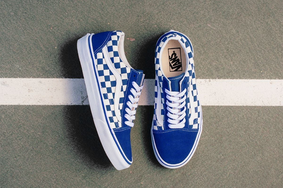 Vans shoes, Vans old skool