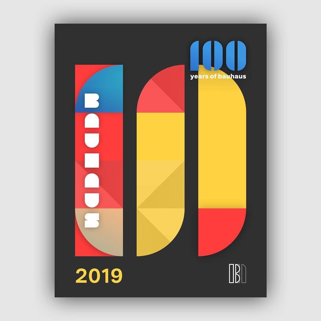 Pin By Be Chanlimcharoen On Bauhaus Bauhaus Logo Bauhaus Poster Design Bauhaus