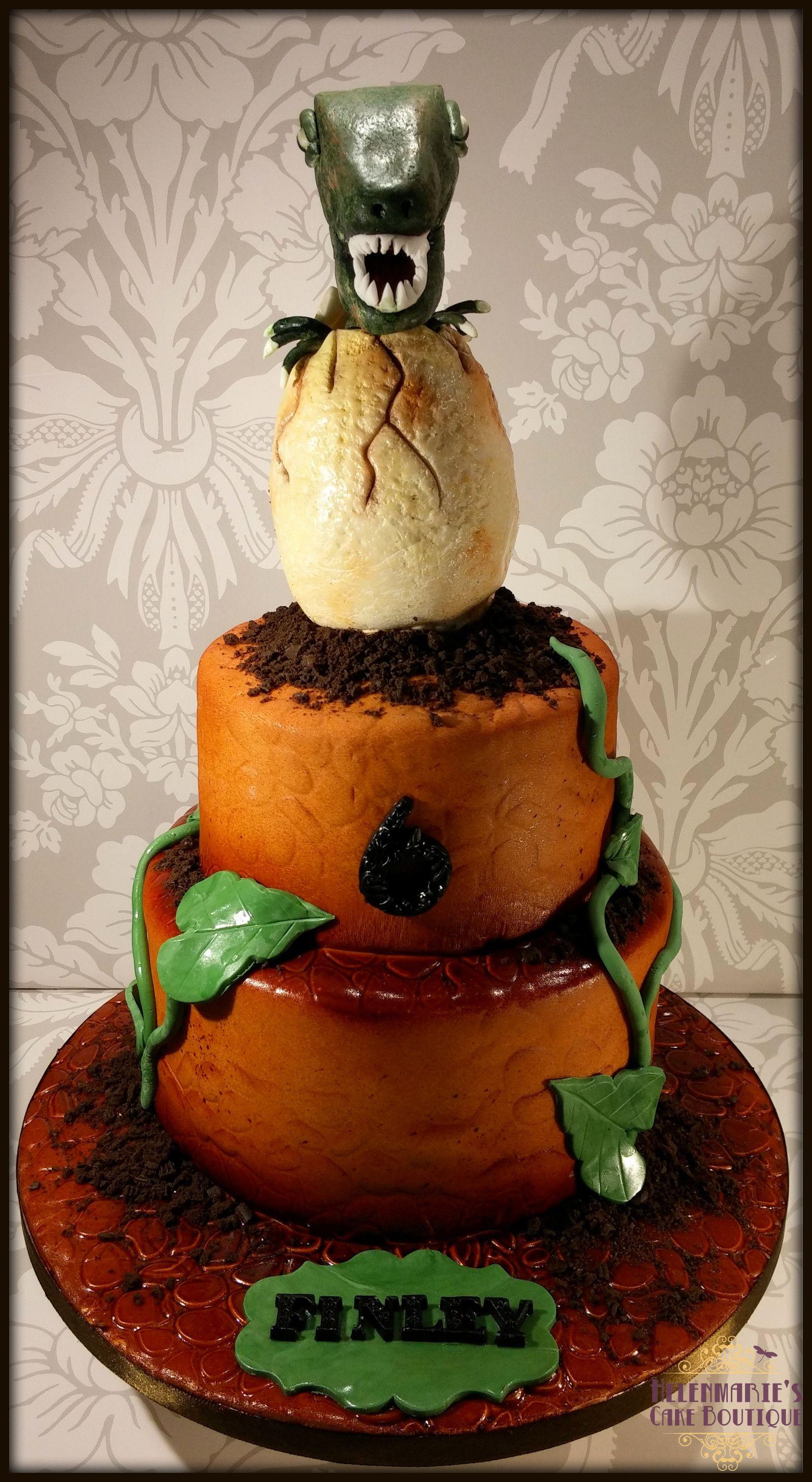dinosaur cake decorations uk