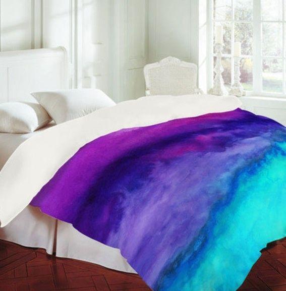 Indigo Ombre Tie Dye Bedspread Google Search My Room