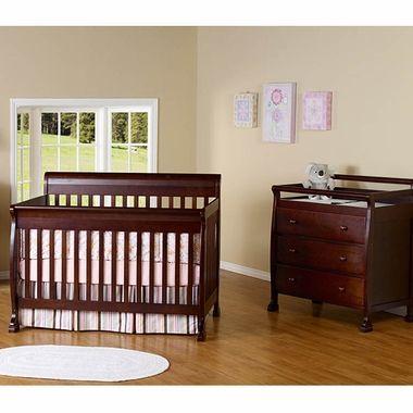 Kalani 4 In 1 Convertible Crib