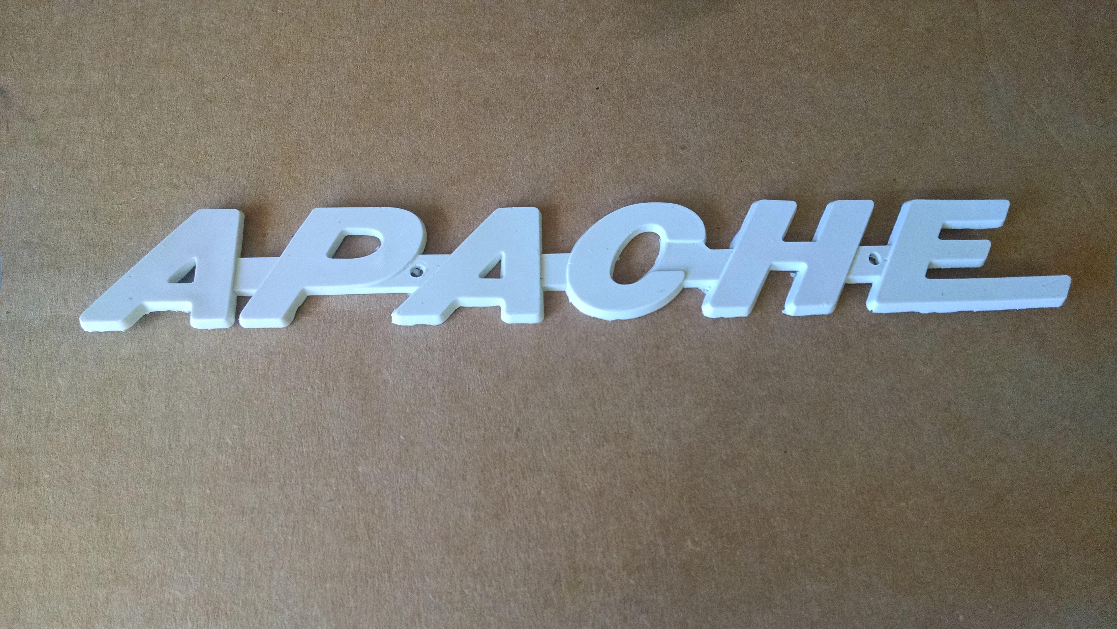 Apache Replacement Parts LLC