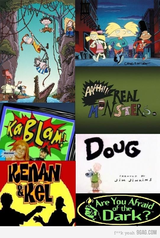 Maybe the most awesome TV shows ever...