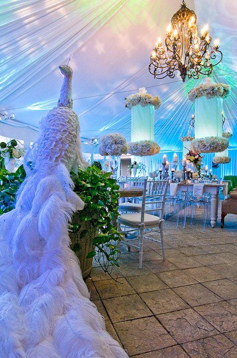 Hotel Zaza Houston Texas Wedding Venue Reception
