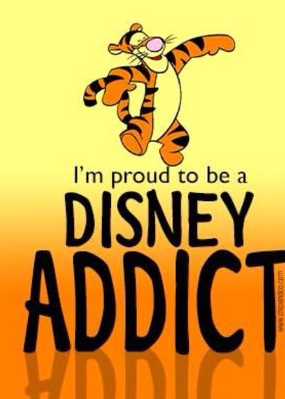 ADDICTED AND PROUD
