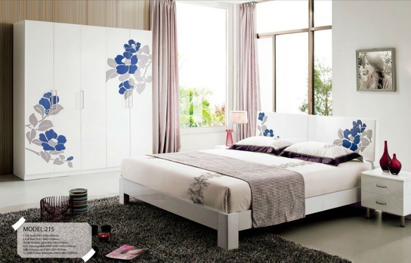 Pin On Bedrooms Bedroom set with wardrobe