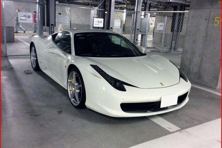 Ferrari 458 Branca Ferrari