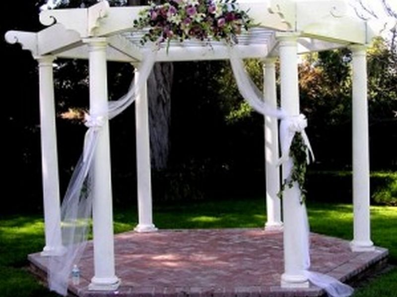 Gazebo Design Ideas Interior Designs Pinterest Gazebo Wedding