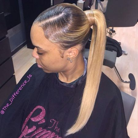 993cf58674b 30 Classy Black Ponytail Hairstyles