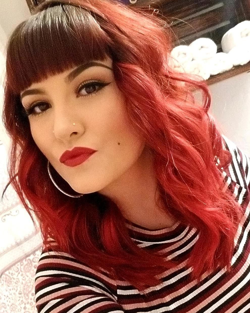 great hairstyles and haircuts with bangs in secrets of